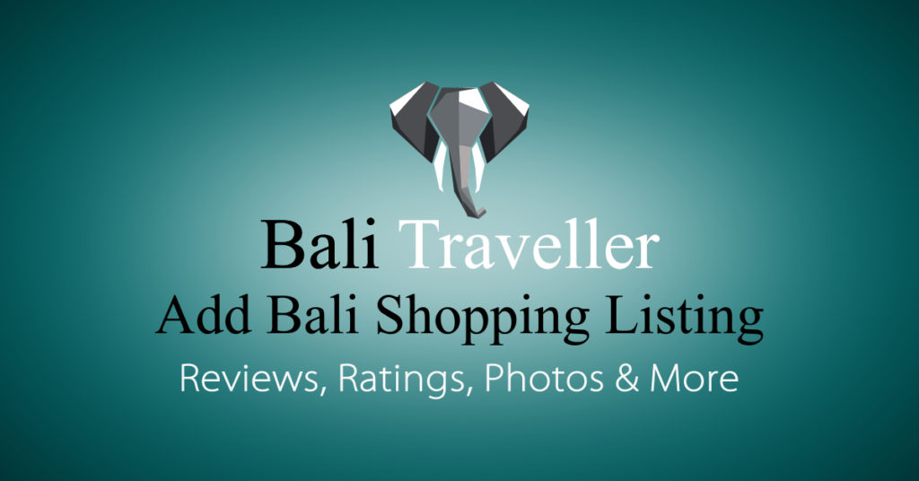 add-bali-shopping-listing